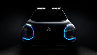 Mitsubishi planning smaller PHEV SUV - report