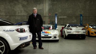 Mazda Motorsport's Speed Wizard Retires After 30 Years