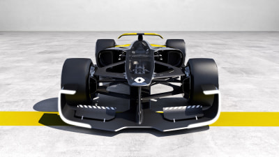 Renault RS 2027 Vision – Starting The Conversation About The Future Of F1