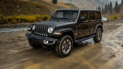 One-star safety rating for new Jeep Wrangler