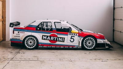 Coolest example of Alfa Romeo's 155 DTM car set to cross auction block