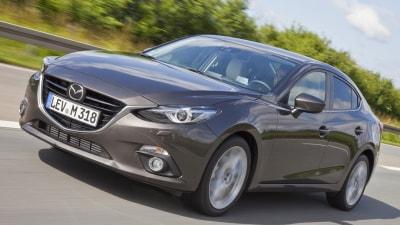 2014 Mazda3 Sedan Surfaces Online