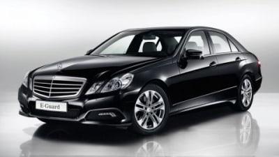 2010 Mercedes-Benz E-Guard Revealed
