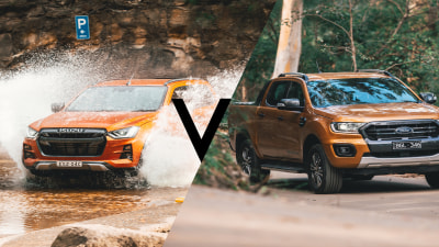 Extreme Adventure: Isuzu D-Max X-Terrain vs Ford Ranger Wildtrak