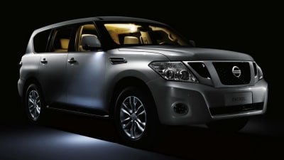 2011 Nissan Patrol Confirmed For AIMS Appearance, Launch Date Unclear