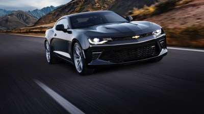 HSV reveals Chevrolet Camaro prices