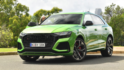 2021 Audi RS Q8 review