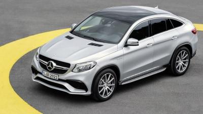 2015 Mercedes-AMG GLE63 Coupe Revealed
