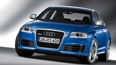 2009 Audi RS6 Sedan Previewed Ahead of Paris Debut