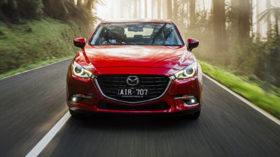 2015-17 Mazda 3 recalled