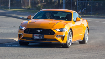 Ford Mustang GT 2018 Review