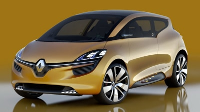 Renault R-Space Concept: Geneva Motor Show