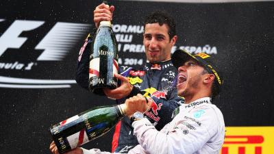 2014 Spanish F1 GP: Hamilton Takes First Spain Win, Ricciardo Third