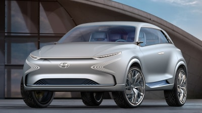 Hyundai's Next-Generation Fuel Cell Concept Makes Geneva Debut