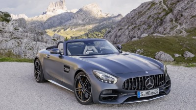 410kW/680Nm Mercedes-AMG GT Roadster... When The Coupe Just Isn't Enough