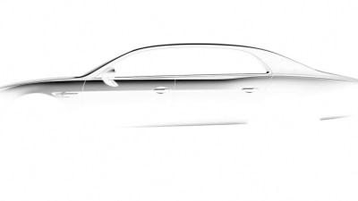 2014 Bentley Flying Spur Teased