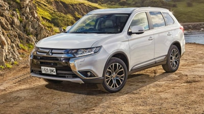 2017 Mitsubishi Outlander - Price And Features For Updated SUV