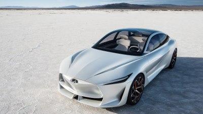 Infiniti to develop electric car range