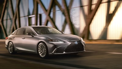 New Lexus ES details revealed