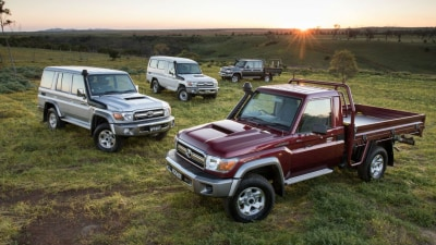 2017 Toyota LandCruiser 70 Series - Price And Features For Australia