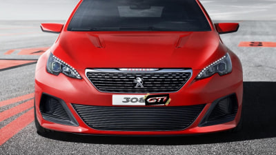 New Peugeot 308 GTi Confirmed For Goodwood Festival Of Speed
