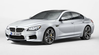 2014 BMW M6 Gran Coupe Price Announced For Australia
