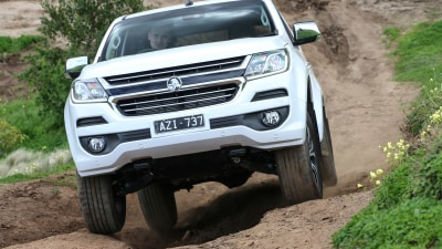 Holden offering seven years free servicing on Acadia, Colorado 4x4, Trailblazer