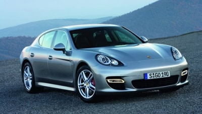 2009 Porsche Panamera Technical Details Released