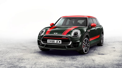 MINI Adds John Cooper Works Variant To Clubman Range