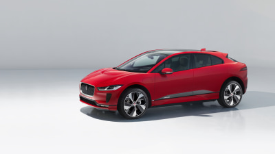 Jaguar I-Pace Revealed