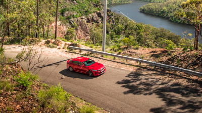 Exploring the New South Wales Southern Highlands in a Kia Stinger 330S
