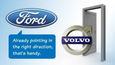 Ford Looking To Sell Volvo Next Month?
