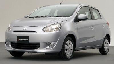 Tokyo Motor Show: Mitsubishi Mirage Coming To Australia