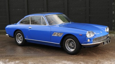 Imagine... Owning John Lennon's Ferrari