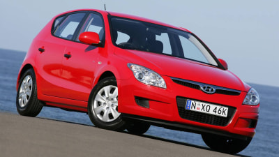 2010 Hyundai i30 SX Gets Green Vehicle Guide 5-Star 1.6 Litre Petrol Engine