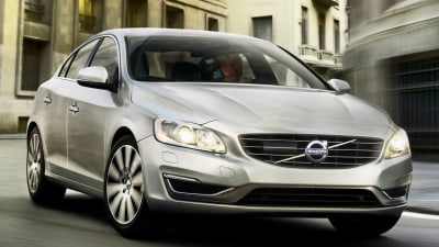 2014 Volvo XC60, S60 And V60 Bound For Australia Around Year's End