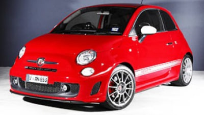 Abarth: the cutesy Fiat 500 on steroids
