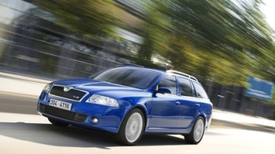 Czech It Out: Skoda Expands Octavia RS Line With TDI Model