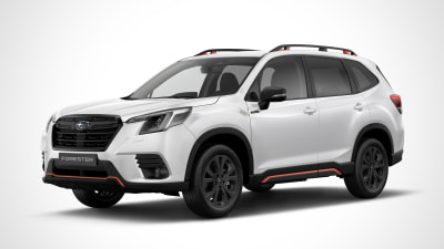 2022 Subaru Forester price and specs