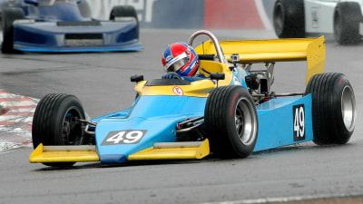 Rare Hardman JH-1 Historic Australian Formula 2 Car Stolen
