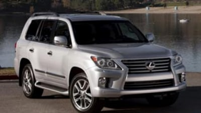 New car review: Lexus LX570