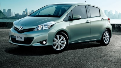 2012 Toyota Yaris On Sale In Fourth Quarter, AIMS Appearance Confirmed