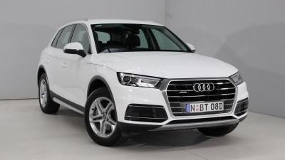 2018 Audi Q5 2.0 TDI new car review