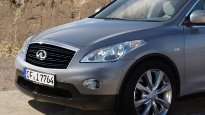 2013 Infiniti DX Compact SUV Coming: Report