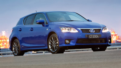 2013 Lexus CT 200h Adds New Features, Digital Radio For Australia