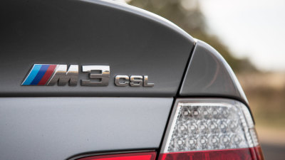BMW M could bring the CSL badge back