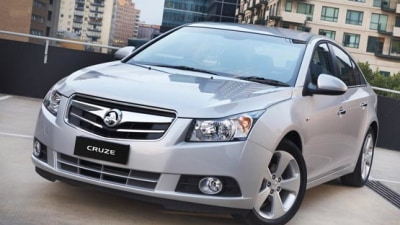 Cruze CDX Diesel Joining The 2010 Holden Cruze Range