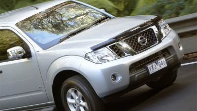 Navara ST 4x2 Dual Cab Diesel On Sale, Upgrades For Patrol
