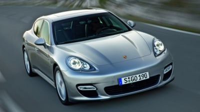 Report: Porsche Panamera Turbo Laps Ring Faster Than Cadillac CTS-V