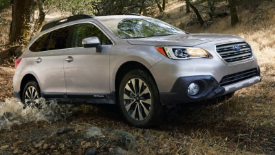 New Subaru Outback Revealed, 2015 Australian Launch Confirmed